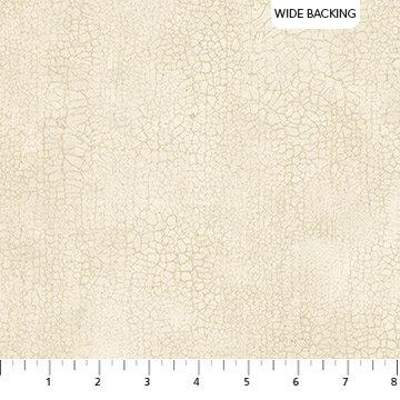 Crackle - Wideback - Cream - 1/2 meter (Bolt #1)