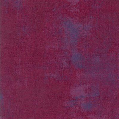 Grunge Basics - Boysenberry - 1/2 m