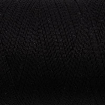 Genziana 50 wt Thread - Black