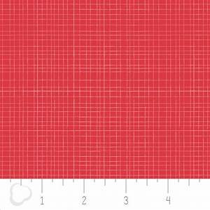 Mixology Coordinates Woven - Red - 1/2 meter