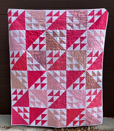 Pink Power Quilt Kit