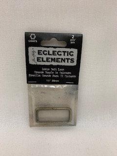 """Tim Holtz Eclectic Elements Large Belt Loop - 1-1/2"""""""