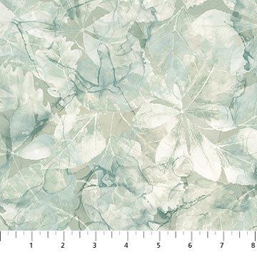 Whispering Pines - Leaves Celedon - 1/2 meter