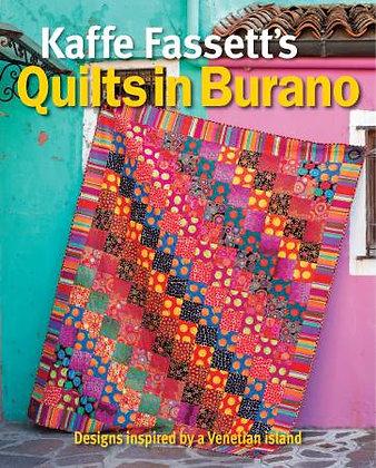 Quilts in Burano - Kaffe Fassett