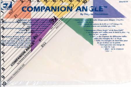 EZ Companion Angle Triangle Ruler