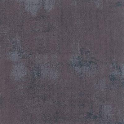 Grunge Basics Mon Ami - Gris Fonce - 1/2 meter