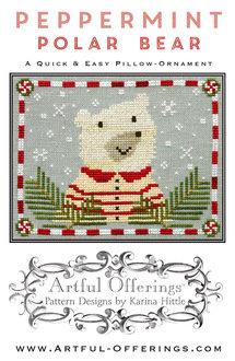 Peppermint Polar Bear
