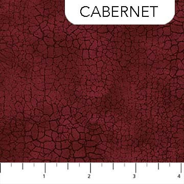 Crackle - Cabernet - 1/2 meter (Bolt #1)