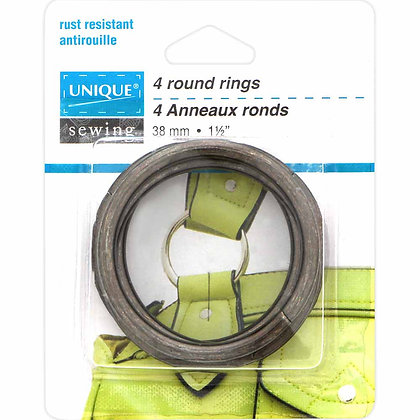 Round Rings - 38mm