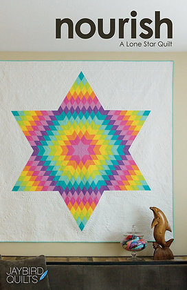 Nourish - A Lone Star Quilt Pattern