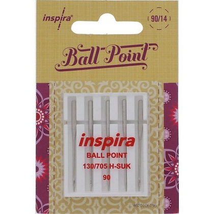 INSPIRA® Ball Point Needle - Size 80/12