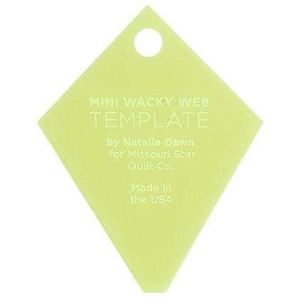 Wacky Web Mini Template