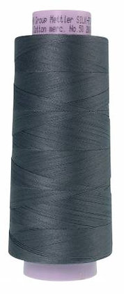Mettler 100% Cotton Thread (50 wt) - Mousey Grey #0878