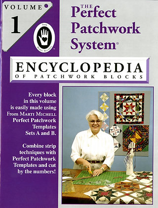 Marti Michell - Encyclopedia of Patchwork Blocks - Volume 1