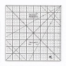 Sew Square 8 Ruler