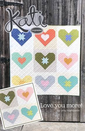 Love You More Pattern