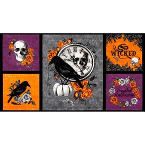 Wicked - Halloween Panel
