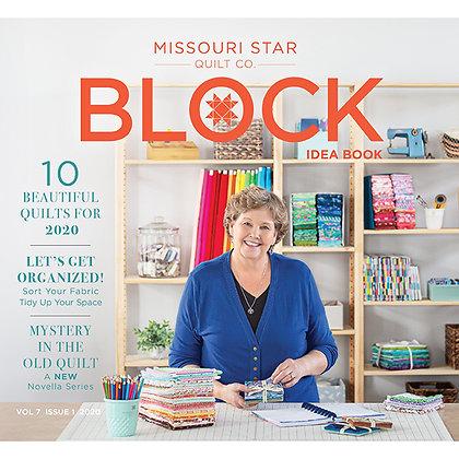 Missouri Star BLOCK - Vol 7, Issue 1