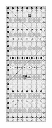 "8-1/2"" x 24-1/2"" Ruler - Creative Grids"