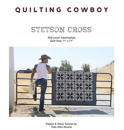 Stetson Cross Pattern