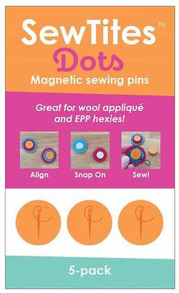 Sew Tites Dots - 5 Pack