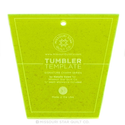 "Tumbler Template - 5"""