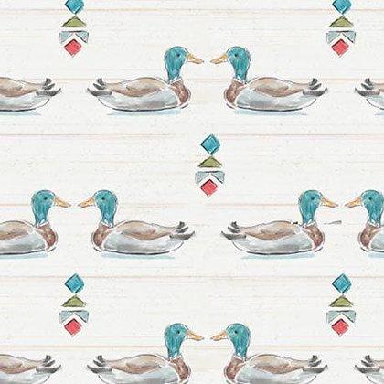 Lake Moments - Ducks - 1/2 meter