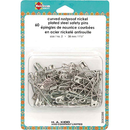 """Curved Pins - 1-1/2"""""""