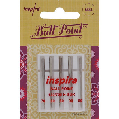 INSPIRA® Ball Point Needle - Assorted Sizes