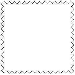 FLANNEL - White - 1/2 meter