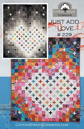 Just Add Love Pattern