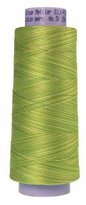 Mettler 100% Cotton Multi Thread (50 wt) - Little Sprouts #9817