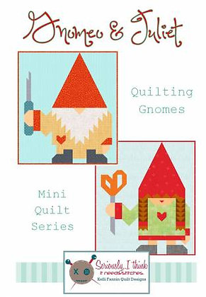 Gnomeo & Juliet Pattern
