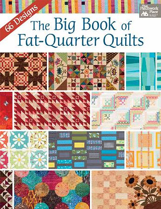 Big Book of Fat Quarter Quilts