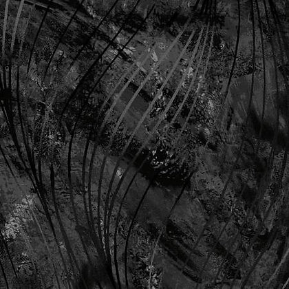 Go With The Flow - Wideback - Black - 1/2 meter