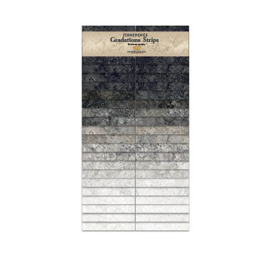 Stonehenge Gradations - Graphite - Strips