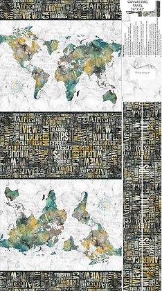 Journey - Canvas Bag - Panel
