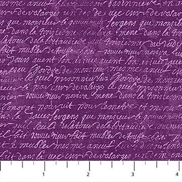 Wicked Words (Purple) - 1/2 meter