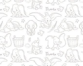 Dumbo - 1/2 meter