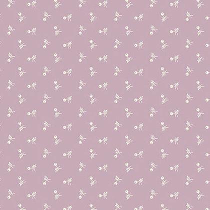 Bijoux Heather - Dark Lavender - 1/2 meter