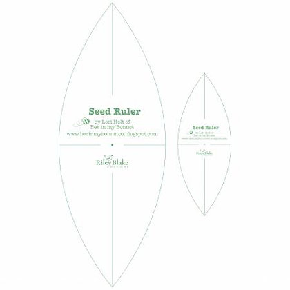 Seed Ruler Set - 2pcs