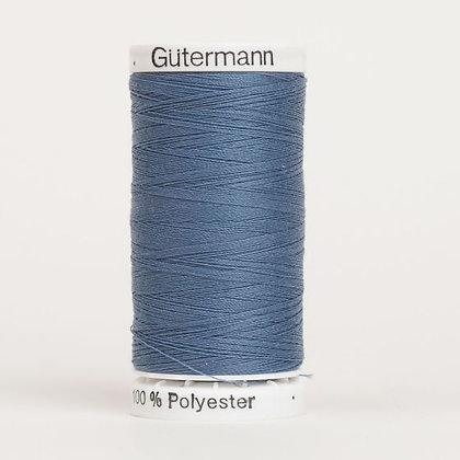 Gutermann 100% Polyester Thread - 500m - Slate Blue