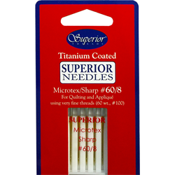 Superior Microtex/Sharp 60/8