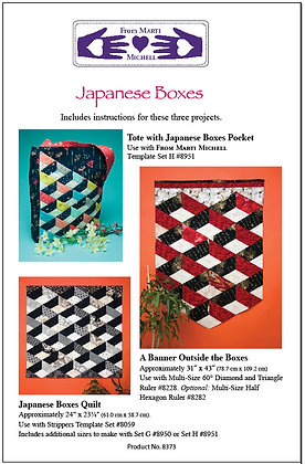 Japanese Boxes