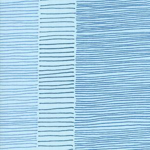 Breeze by Zen Chic - Lineage Sky Blue - 1/2 meter