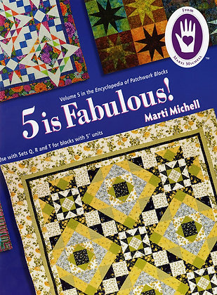 Marti Michell - Encyclopedia of Patchwork Blocks - Volume 5