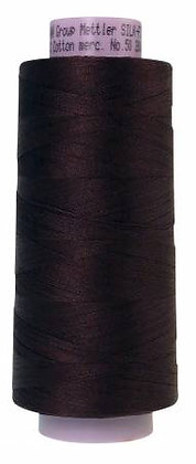 Mettler 100% Cotton Thread (50 wt) - Mahogany #0793