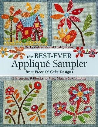 Best-Ever Applique Sampler