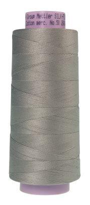 Mettler 100% Cotton Thread (50 wt) - Fieldstone #0412