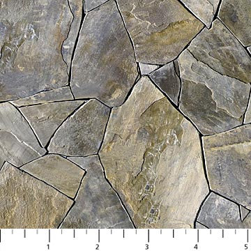Naturescapes - Stone Wall - 1/2 meter